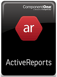 ActiveReports |  NET Reporting Component