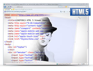 HTML5 Image Viewer SDK