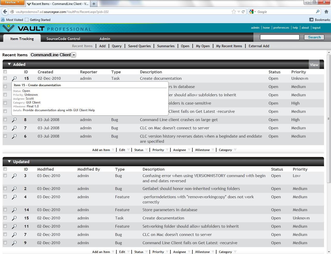 SourceGear Products - Australia